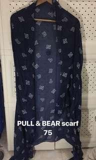 Scarf Pull & Bear #jualbarangjadul