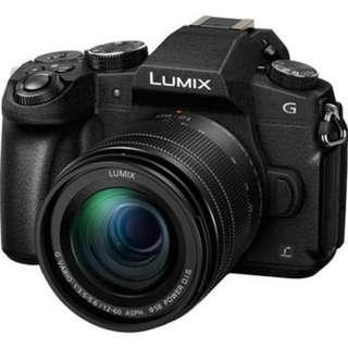 Panasonic Lumix DMC-G85 with 14-42mm f/3.5-5.6 Lumix G Power OIS Lens