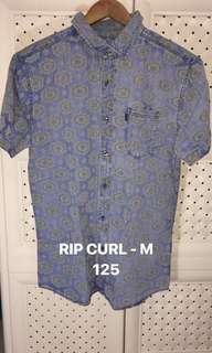 KEMEJA RIP CURL
