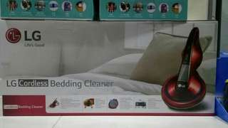 LG cordless bed cleaner
