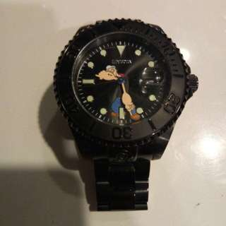 Invicta Popeye Watch