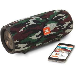 BNIB JBL Xtreme Camo Speakers