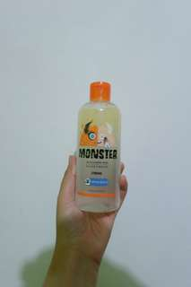 ETUDE MONSTER OILCLEANSING