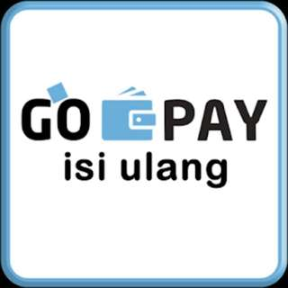 Top up Gopay Rp 50.000 [Nett]