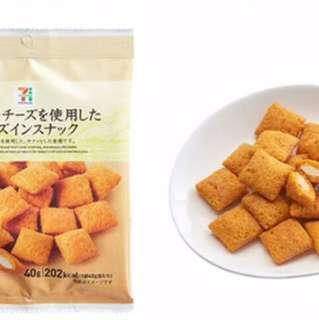 🚚 預購 日本代購 7-11 起司心餅乾 另售萊姆葡萄夾心餅乾