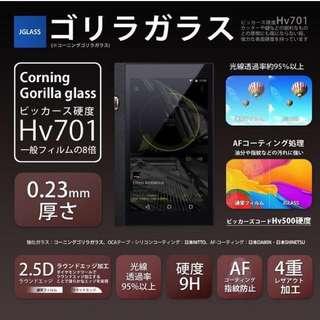 ONKYO DP-X1 / X1A / PIONEER XDP-100R / 300R Tempered Glass