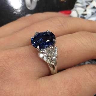 Diamond/sapphire 藍寶石介子