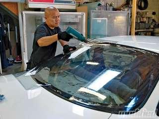 Solar guard cool tint car