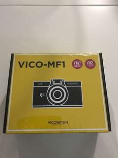 VicoVation Vico-MF1 Full 1080p Dash Camera With A12 Chipset