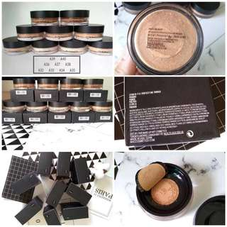 MAC fix powder