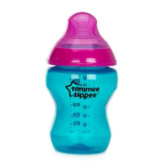 Tommee Tippee Baby Bottle, 9oz. New, Original and Imported from the UK