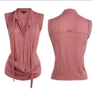 Warehouse blouse top