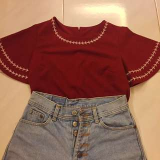 NEW TOP FOR SALE