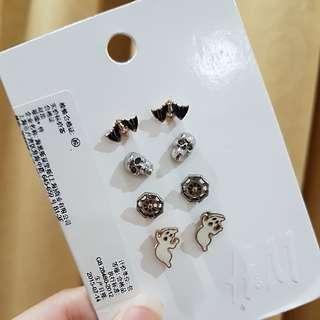 H&M Halloween Earings