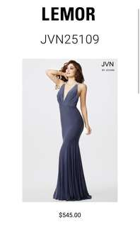 Designer Black Prom Dress