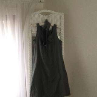 IRIS sauge summer dress
