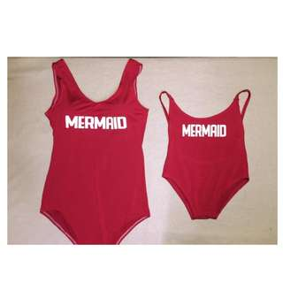M&D MERMAID SWIMSUIT (SET)