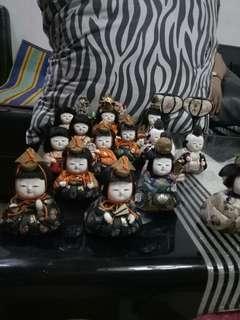 Japan collection display