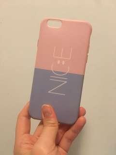 iPhone 6/6s 軟殻
