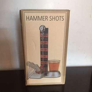 Hammer shots game