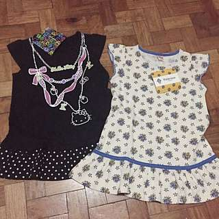 Uniqlo Girls' Dress Bundle