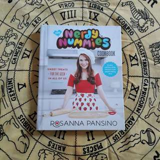 Rosanna Pansino The Nerdy Nummies Cookbook: Sweet Treats for the Geek in All of Us