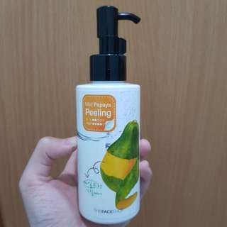 The Face Shop Mild Papaya Peeling