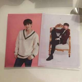 Seventeen CaratLand File(S.coups/Jeonghan/Wonwoo)
