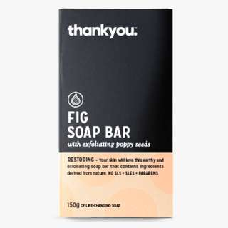 FIG SOAP BAR WITH EXFOLIATING SEEDS | 150G
