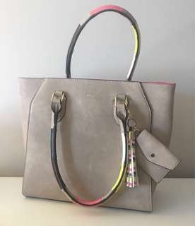 Aldo Leather Handbag Purse