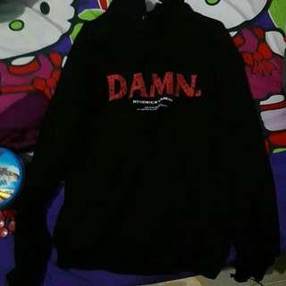 Kendrick lamar KungFu Kenny hoodie(black) hypebeast, very rare