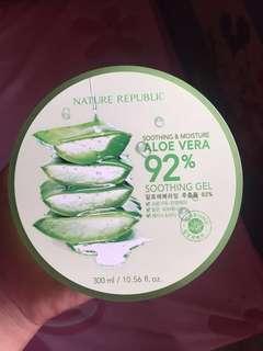 Nature republic soothing gel Aloe vera dijamin Ori