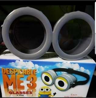 Despicable Me Minions Glasses