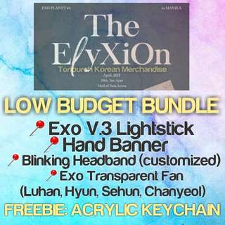 TIPID TIPS ELYXION BUNDLE