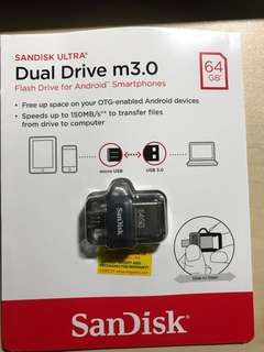Sandisk dual drive m3.0