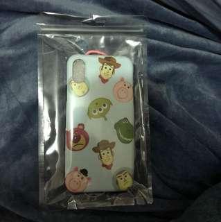 iphonex toys story手機殼