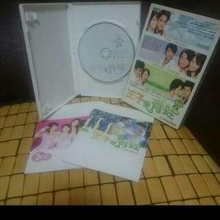 🚚 王子變青蛙 電視原聲帶(CD)