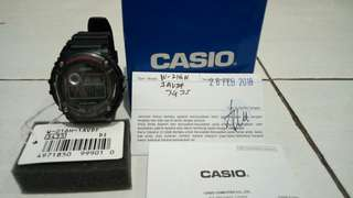 Casio Seri W 216 H