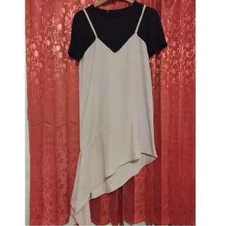 Dress Asymetric