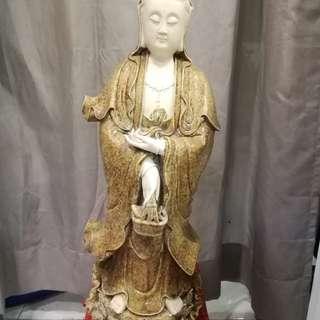 Kuan Yin Procelain
