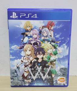 [Pre-owned] PS4 Sword Art Online: Lost Song Game Director Edition