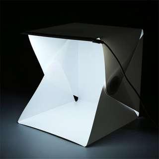 Mini photo studio