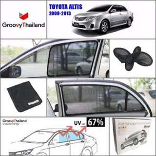 Altis 2008 Magnetic Sunshade 4pcs
