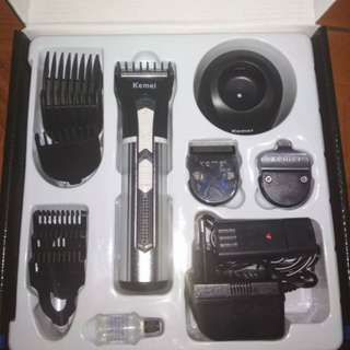 Wireless clipper all in one also use hair tattoo detailer trimmer shapper best for faded cutting