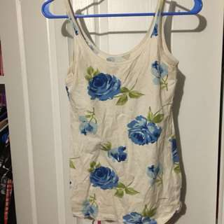Abercrombie & Fitch tank $3