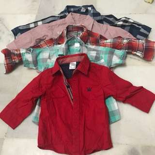 Bundle shirt