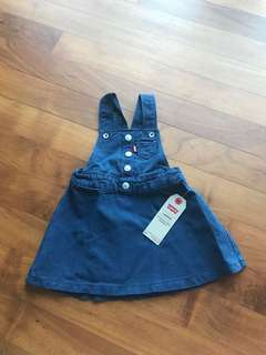 Authentic Levi's Baby Girls' A-Line Jumper (24M)