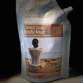 Rivage, Dead Sea body mud 500g