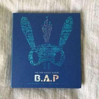 BAP Stop It 3rd Single Album (B.A.P)