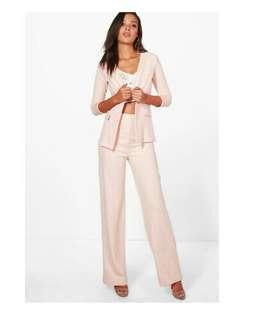Full Pantsuit (blazer & trousers) for ladies